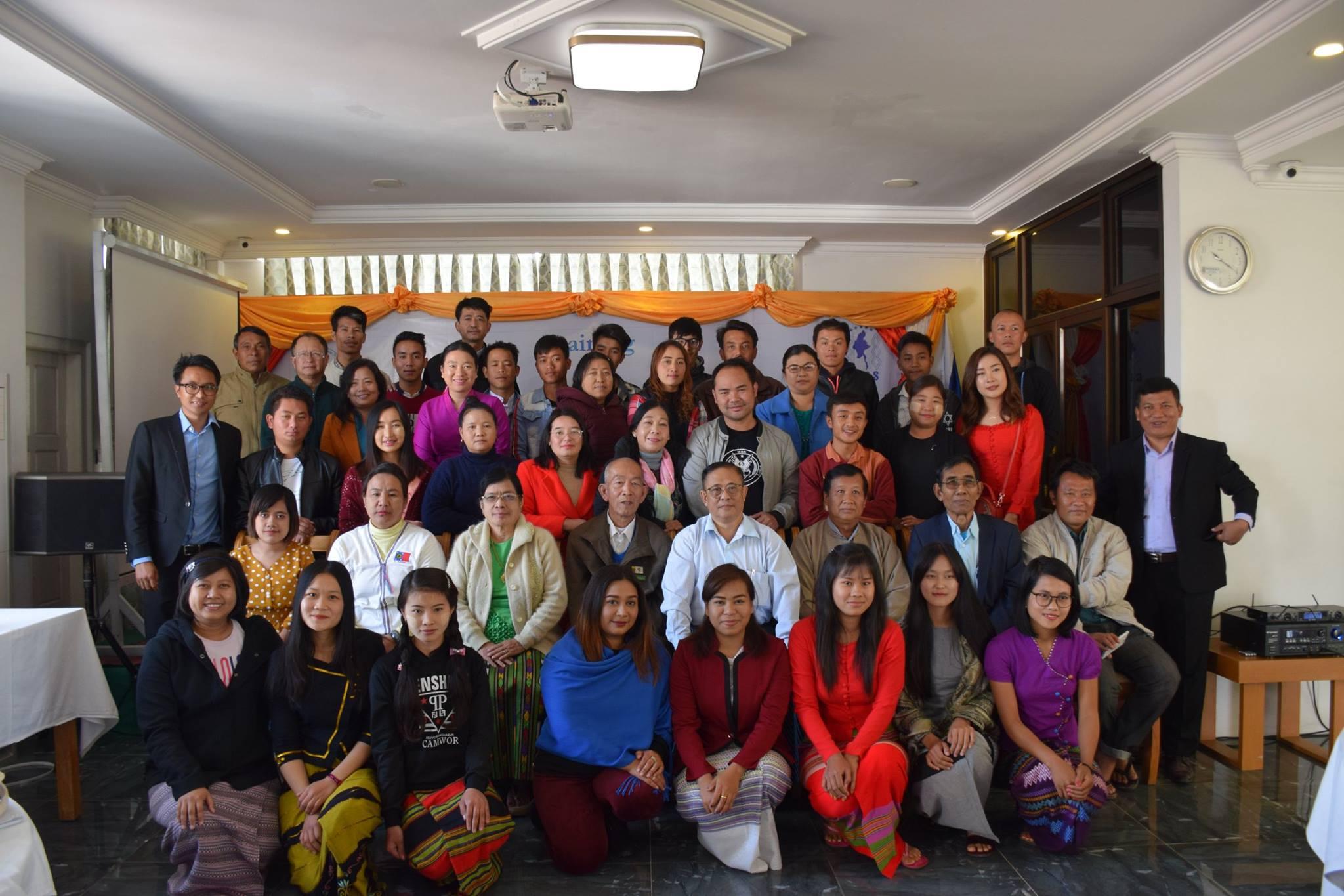 Conduct Awareness Training on Peace