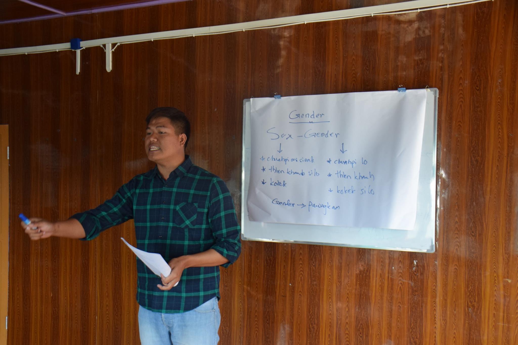 CDES activities in Rural Areas