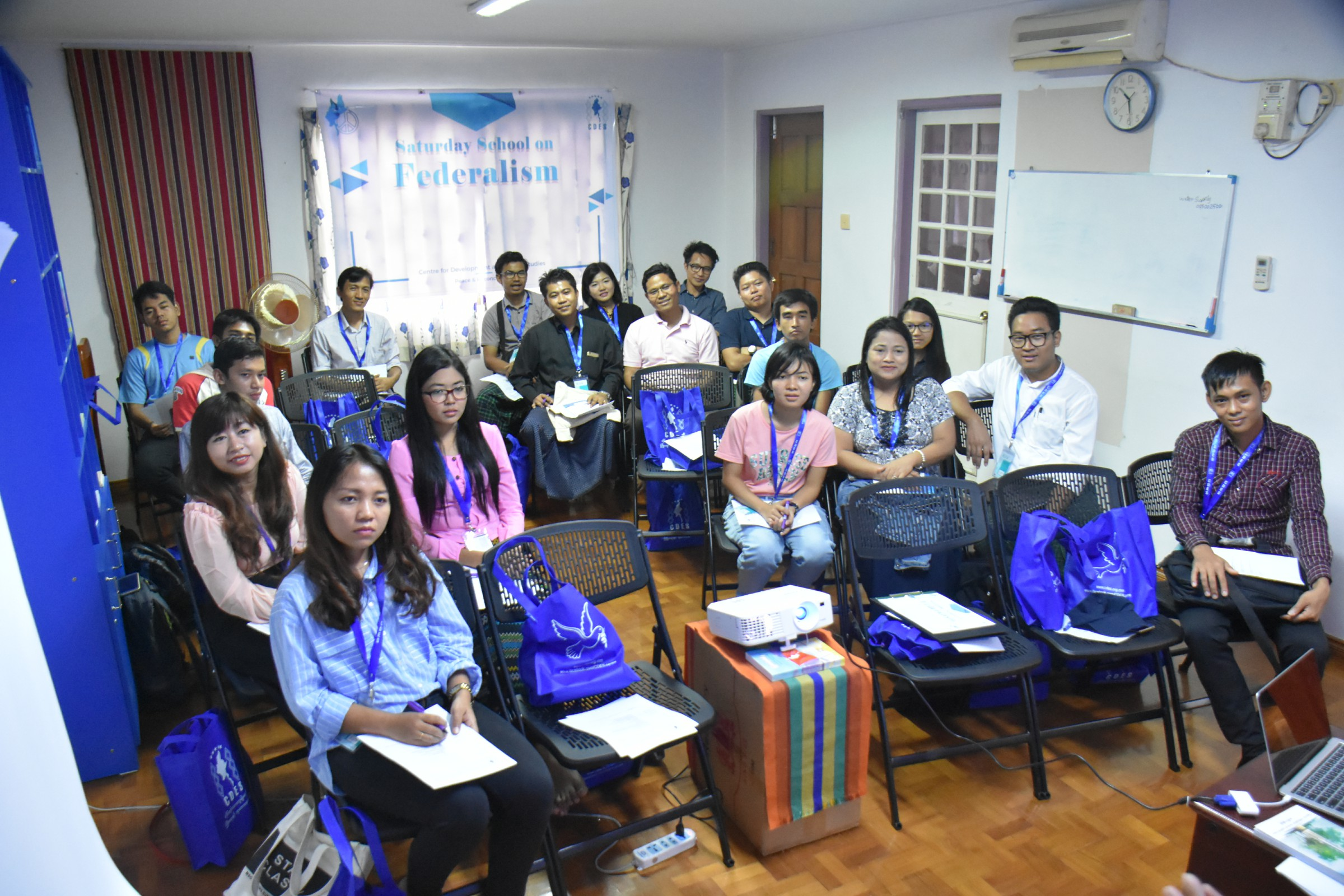 Saturday School of Federalism (Batch-1)