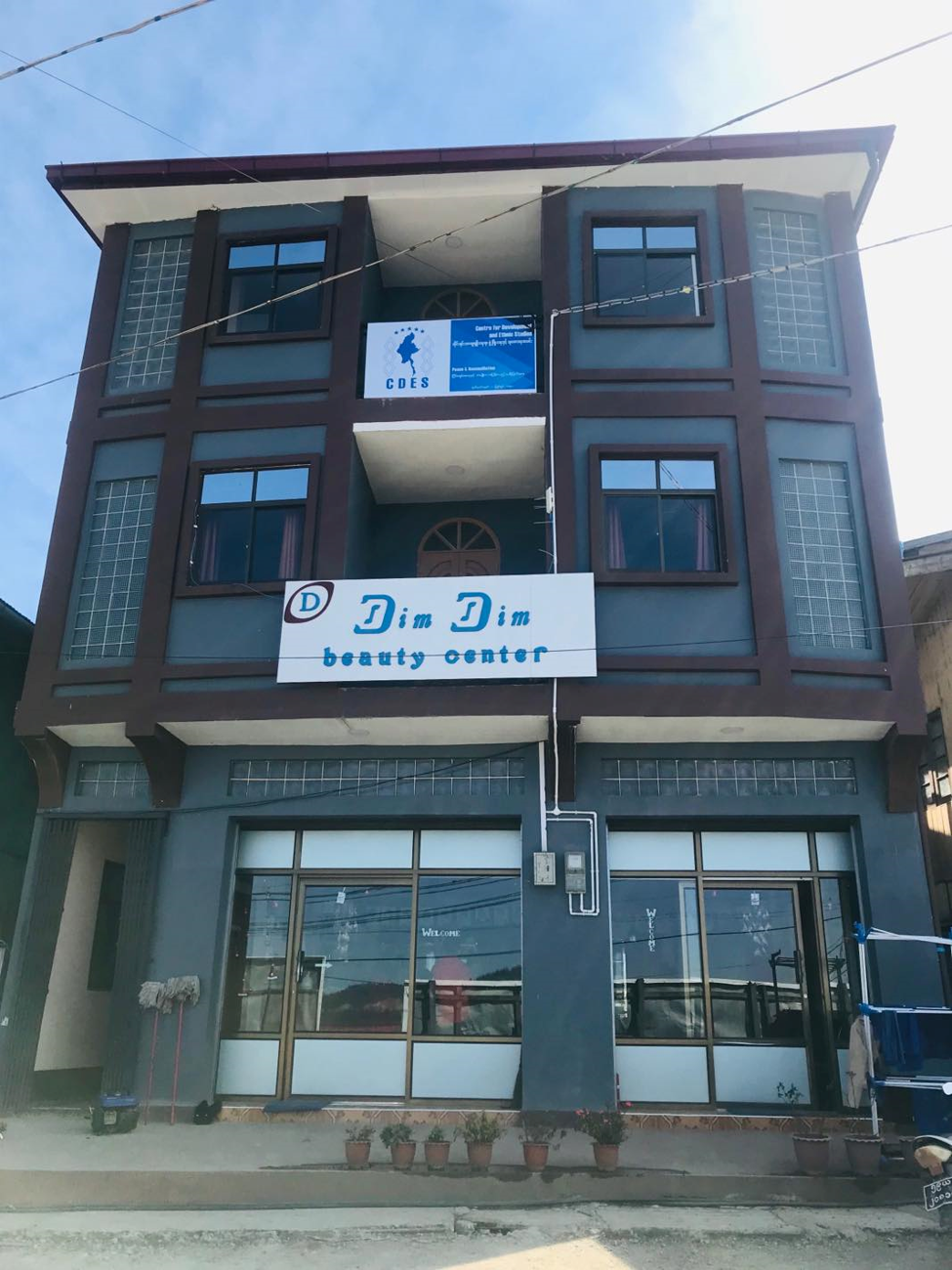 CDES Branch Office in Hakha, Chin State