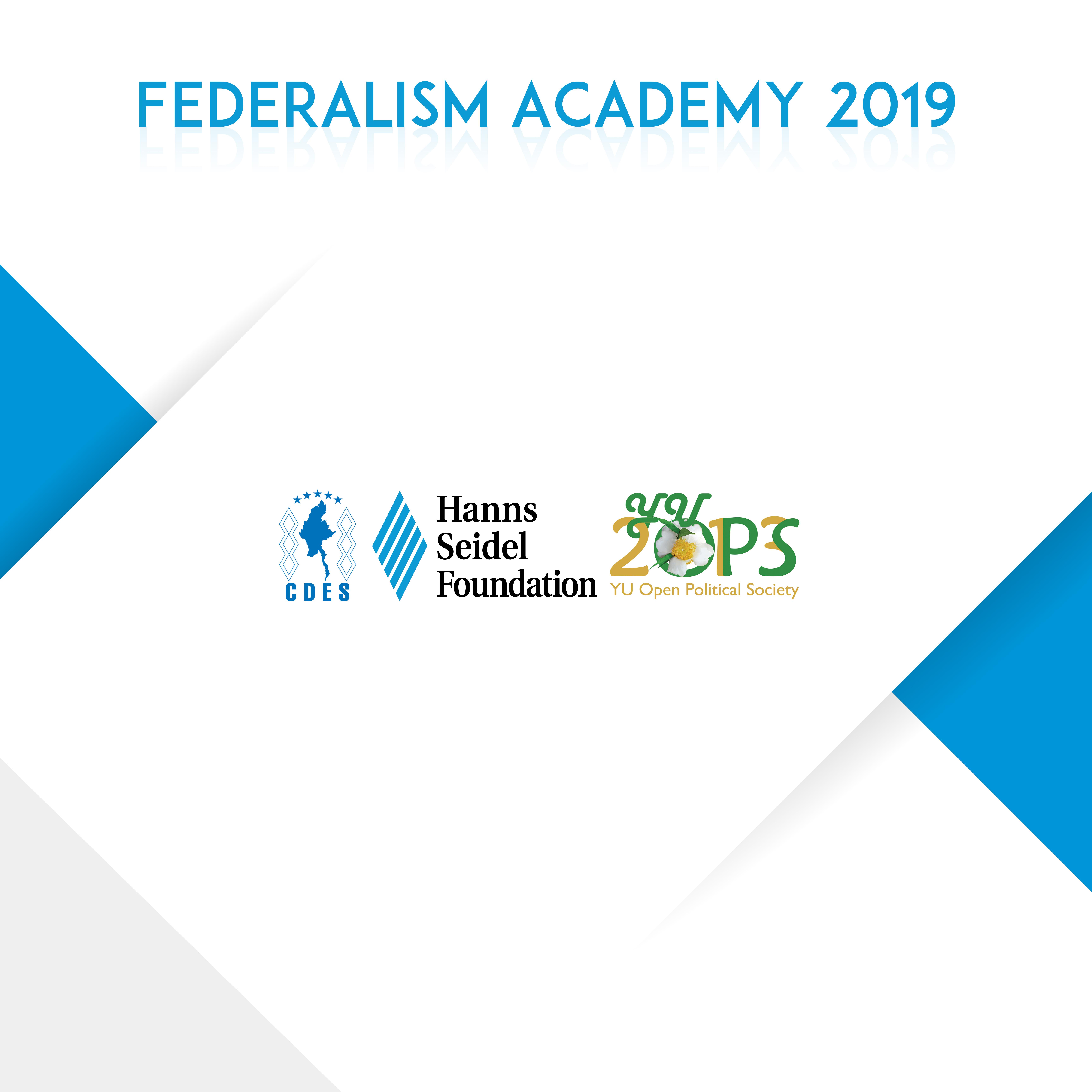 Federalism Academy 2019
